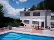 Authentic Costa Blanca Finca with Private Pool
