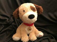 "Hallmark Sweet Talkin Cocker Spaniel Puppy Dog Animated Plush Stuffed Toy 10"""