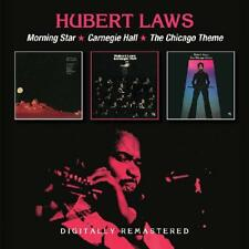 Hubert Laws - Morning Star/Carnegie Hall/Chicago Theme (2018) 2CD NEW SPEEDYPOST