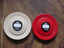 Western Electric telephone dial blank cover for 500 and 554 series phones