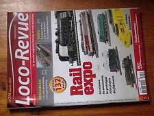 $$8 Loco-Revue N°774 Decor  Bogies wagons marchandises  141 R Jouef  Chicago