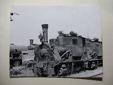 ESP536 - 1963 CGFC CARRILLES Railway - STEAM LOCOMOTIVE No41 PHOTO Spain