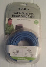BELKIN CAT5e Snagless Networking Cable 50ft (15m)  RJ45 MALE / MALE