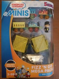 Thomas & Friends Minis Fizz 'N Go Mega Pack