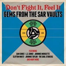 Don't Fight It, Feel It - Gems From The Sar Vaults 1959-1962 2CD NEW/SEALED