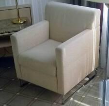 LW22 Hotel Sessel creme beige CTS Italien Hotelmöbel Möbel