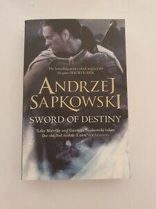 Sword of Destiny by Andrzej Sapkowski (Short Stories, Paperback, 2016)