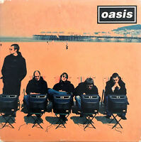 Oasis CD Single Roll With It - Europe (VG+/EX)