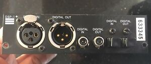 TC ELECTRONIC M5000 DSP1 Mainframe card audio effects AES/EBU