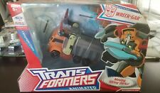 Transformers Animated Wreck-Gar NEW