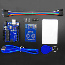 Adeept New Arduino Uno R3 with Rc522 Rfid Reader Kit user manual for Arduino