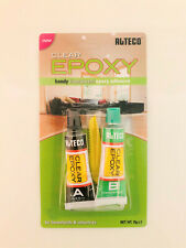 3 x 30g Clear Epoxy, TRANSPARENT - Epoxykleber