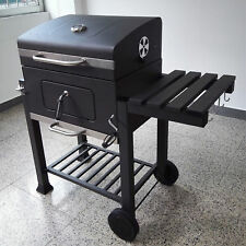 BBQ Portable Charcoal Grill Camping Party Food Cooking Barbecue Oven Cook Stove