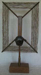 Ancienne grande antenne radio TSF