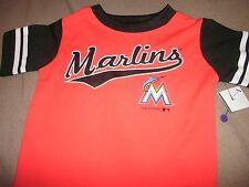 Florida Marlins Baby Infant Shirt size 18M Nwot (B106)