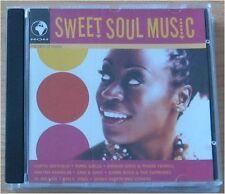 Sweet Soul Music (24 tracks) Mary Wells, Marvin Gaye & Tammi Terrell, Isl.. [CD]