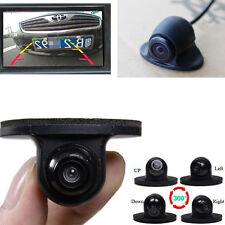 360 Degree Waterproof Car Front Side Rear View Reverse Backup Camera Parking Kit