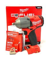 """Milwaukee 2860-20 M18 FUEL Mid-Torque 1/2"""" Pin Detent Impact Wrench Bare Tool"""