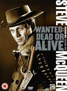 Wanted Dead Or Alive Series 1 - Volume 1 [DVD][Region 2]