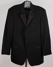 New sz 36 R Hugo Boss black tuxedo suit blazer pants BAKER / JAZZ