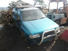 HOLDEN FRONTERA 95/98 L/H CORNER PARKER LIGHT WITH HUMP NO BLINKER WRECKING CAR