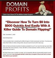 Turnkey Domain Profits Website Script Autopilot Business