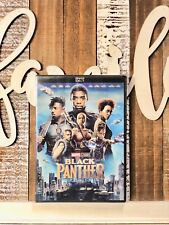 Black Panther (DVD, 2018) Brand New Sealed Free Shipping! Marvel Avengers