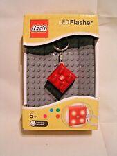LEGO - PORTE CLES BRIQUE (2 x 2) LAMPE FLASHER
