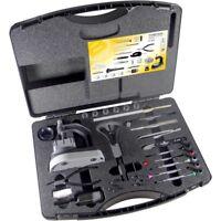 Bergeon 7815 Master Service Watch Tool Case Kit Swiss Made Bracelet Screwdriver