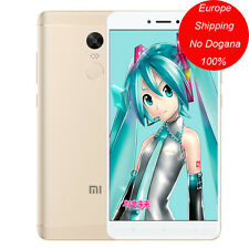Xiaomi Redmi Note 4X 4/64G Mediatek Helio X20 Deca Core 4G LTE 4100mAh Oro