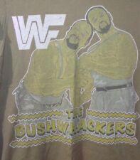 WWF The Bushwhackers Butch Luke Legends WWE T Shirt Rare Vintage Wrestling