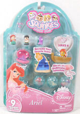 Squinkies Ariel Little Mermaid Disney Princess Hard to Find NEW