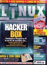 Linux Magazine 2018 5 (187)-Versione DVD Premium.Hacker Box