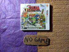 Legend of Zelda: Tri Force Heroes (Nintendo 3DS, 2015) Just Case, No game.