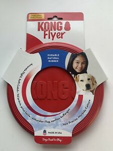 **NEW** KONG Flyer Dog Toy
