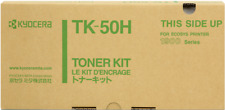 Genuine Kyocera TK-50H TK50H Toner Kit For FS1900 Series High Yield