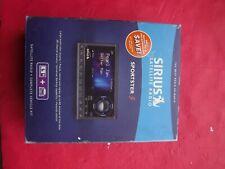 New sealed Sirius Xm Sp5 Satellite Radio Sportster 5 Radio & Vehicle Kit Sp5Tk1