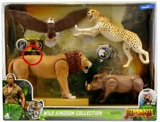 Jumanji Wild Kingdom Collection Figure Set