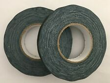 Two Rolls of Black Polyken 510 Premium Gaffer's Tape - 1