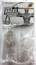 Boss Fight Studio (3.75 Inch) Vitruvian Hacks Blank Male (Clear)