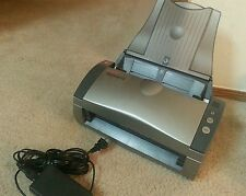 XEROX DocuMate 262 High Speed Duplex Scanner ...working