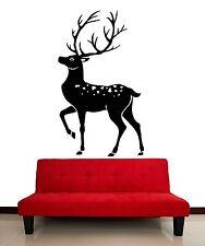 Wall Stickers Vinyl Decal Deer Hunting Hunter Animals Decor (z2073)