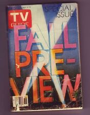 9-8-1979 TV Guide   Fall Pre-View