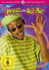 Der Prinz von Bel-Air Die komplette dritte Staffel (4 DVDs) * NEU OVP