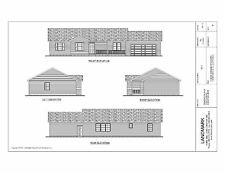 Kit Homes Houses by Landmark Home & Land Co Custom Panelized Home House Kits