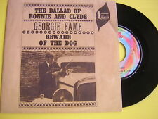 45 GIRI GEORGIE FAME THE BALLAD OF BONNIE AND CLYDE NEW