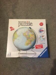 Ravensburger 3D Jigsaw Globe Puzzle