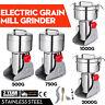 300~2000g High Speed Electric Herb Grain Grinder Cereal Mill Powder Machine