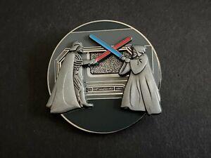 Star Wars Pin of Month Death Star Darth Obi-Wan Kenobi LE 6000 Disney Pin 122197