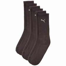 Calze e calzini da uomo grigi marca PUMA misto cotone